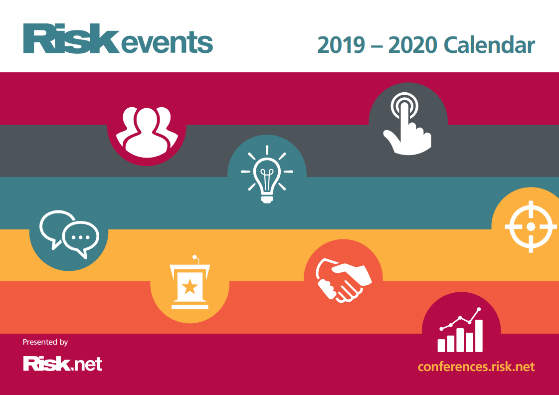 Risk Events 2020 Calendar